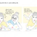 Aguantar a una bipolar