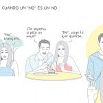 """Cuando un """"no"""" es un NO"""